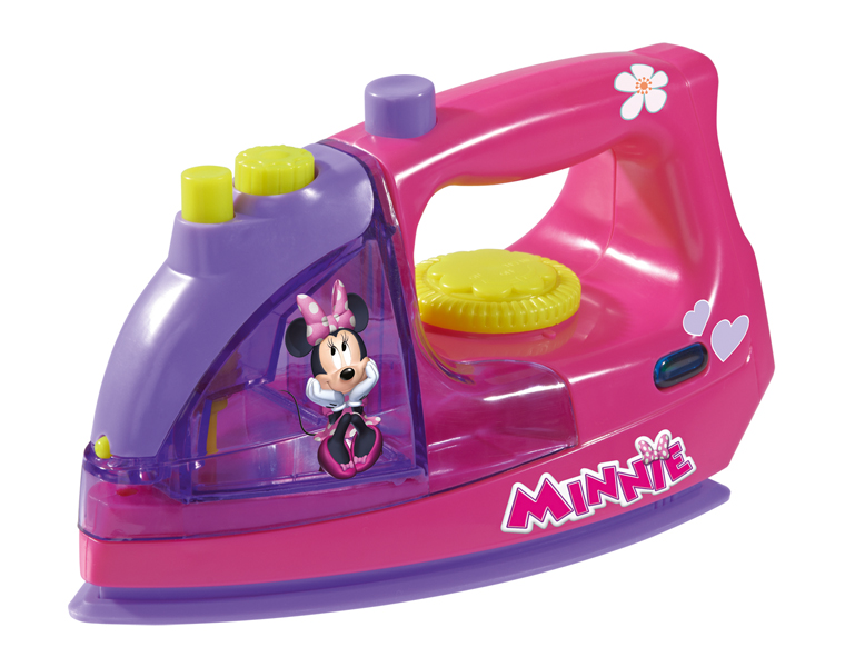 Утюг с функцией заливания воды - Minnie MouseУборка дома, стирка, глажка<br>Утюг с функцией заливания воды - Minnie Mouse<br>