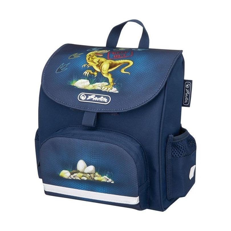 Ранец дошкольный Mini Softbag - Dino, без наполненияДетские рюкзаки<br>Ранец дошкольный Mini Softbag - Dino, без наполнения<br>