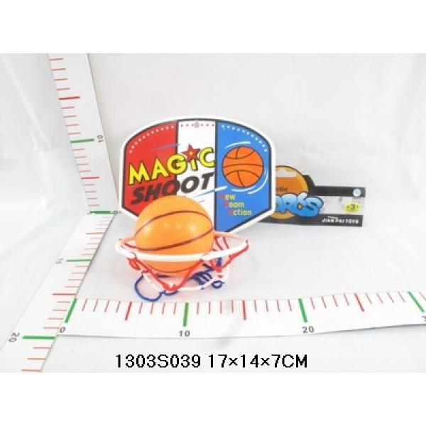 Набор для игры в баскетбол, в пакетеБаскетбол, бадминтон, теннис<br>Набор для игры в баскетбол, в пакете<br>