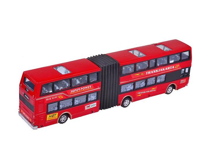 Инерционная модель - Автобус 33303Автобусы, трамваи<br>Инерционная модель - Автобус 33303<br>