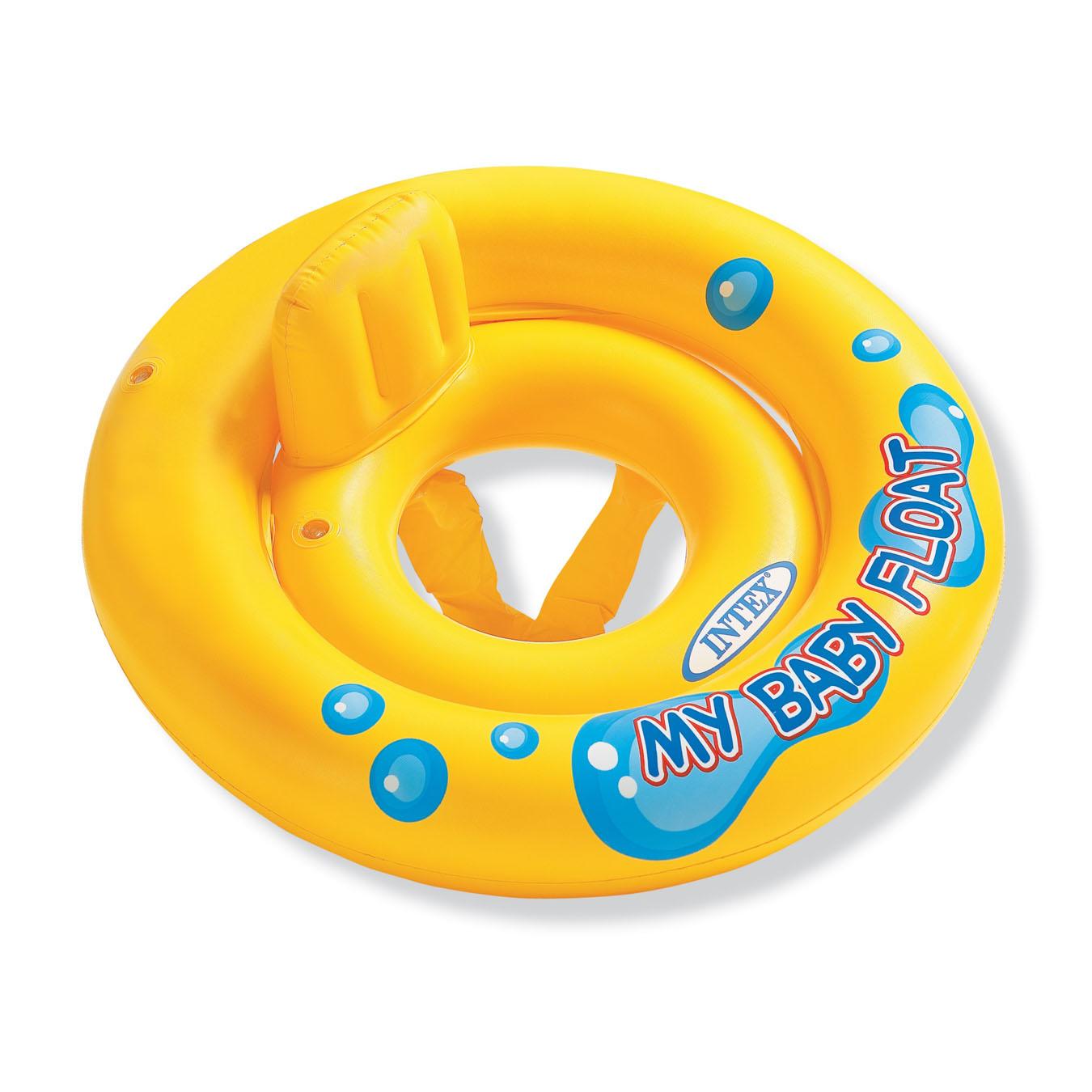 Круг надувной My Baby FloatНадувные животные, круги и матрацы<br>Круг надувной My Baby Float<br>