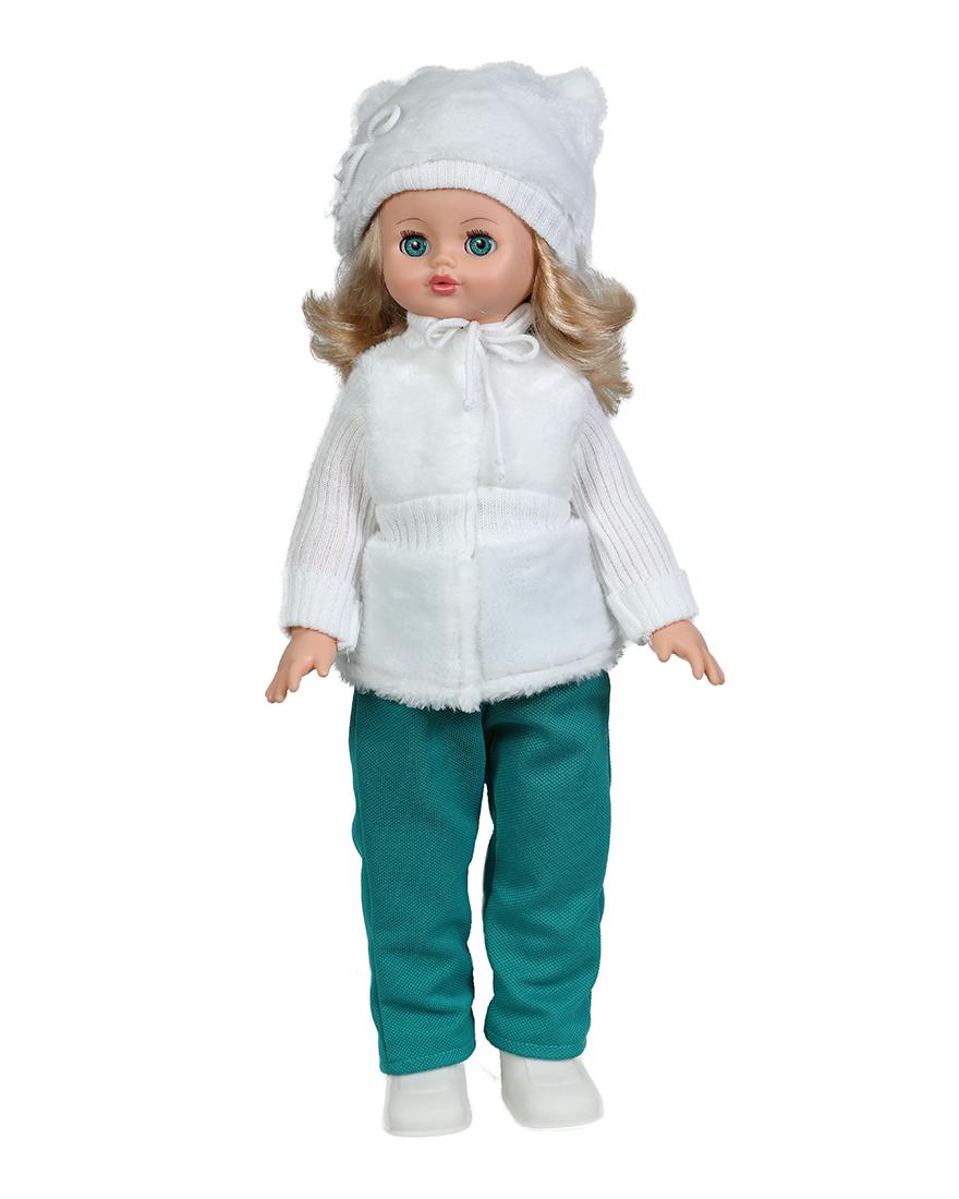 Кукла Алиса 14, со звуковым устройством, ходячаяРусские куклы фабрики Весна<br>Кукла Алиса 14, со звуковым устройством, ходячая<br>