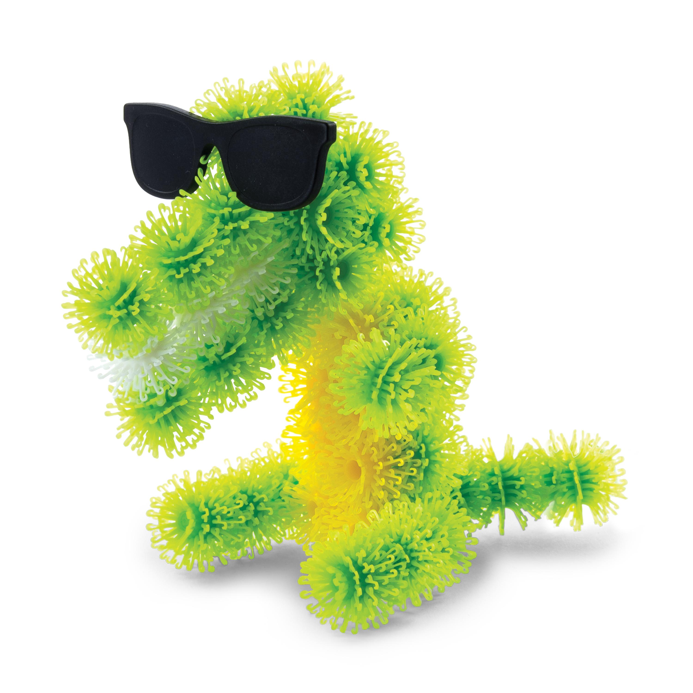 Набор Bunchems – Животные  Крокодил - Конструктор-липучка Банчемс, артикул: 146352