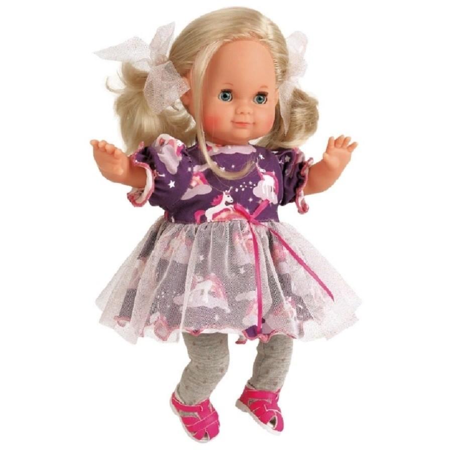 Кукла мягконабивная Анна-Лена, 32 см фото