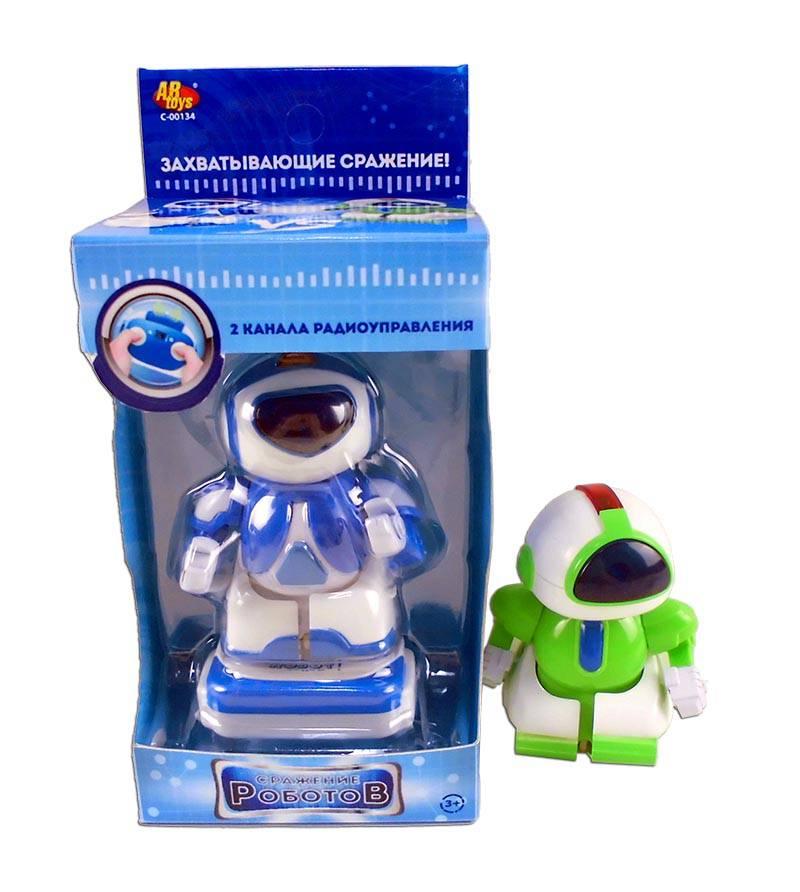 Робот на радиоуправлении, Сражение роботов, 2 видаРоботы на радиоуправлении<br>Робот на радиоуправлении, Сражение роботов, 2 вида<br>