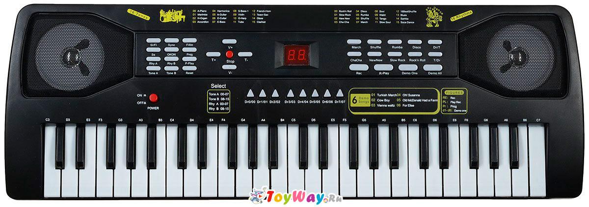 Электронное пианино, 49 клавишСинтезаторы и пианино<br>Электронное пианино, 49 клавиш<br>
