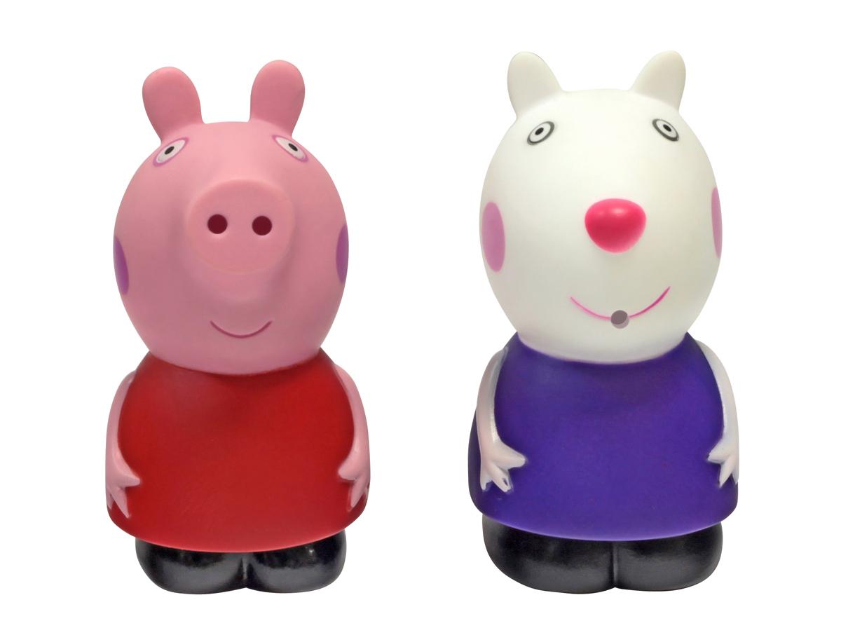 Игровой набор Волшебные наряды из серии Свинка Пеппа, 2 фигуркиИгрушки для ванной<br>Игровой набор Волшебные наряды из серии Свинка Пеппа, 2 фигурки<br>