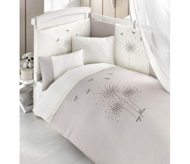 Комплект постельного белья из 3 предметов серия My FloreДетское постельное белье<br>Комплект постельного белья из 3 предметов серия My Flore<br>