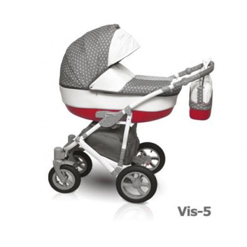 Детская коляска Camarelo Vision 2 в 1, цвет - Vis_5Детские коляски 2 в 1<br>Детская коляска Camarelo Vision 2 в 1, цвет - Vis_5<br>