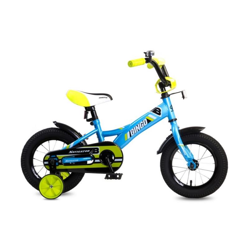 Купить Детский велосипед Navigator - Bingo, колеса 12