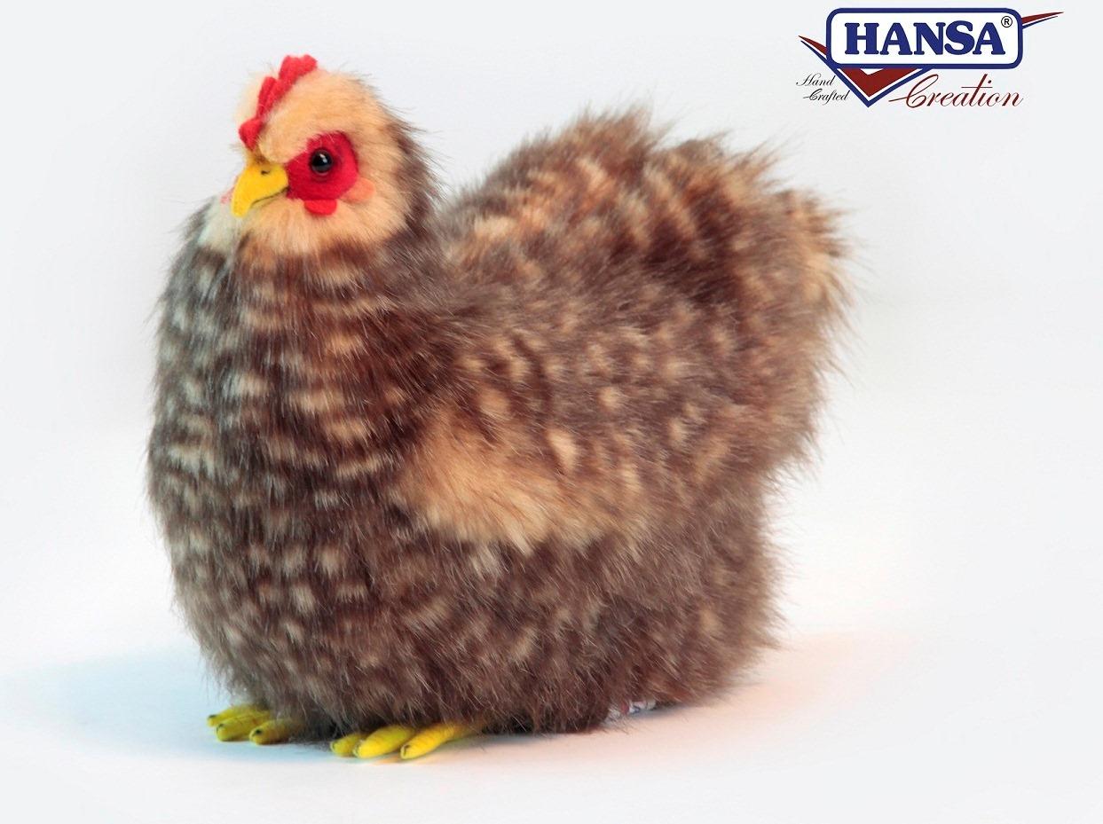 Испанская курица, 28 смЖивотные<br>Испанская курица, 28 см<br>