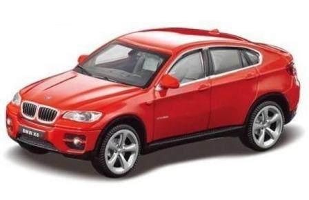 Металлическая машинка BMW X6 масштаб 1:43BMW<br>Металлическая машинка BMW X6 масштаб 1:43<br>