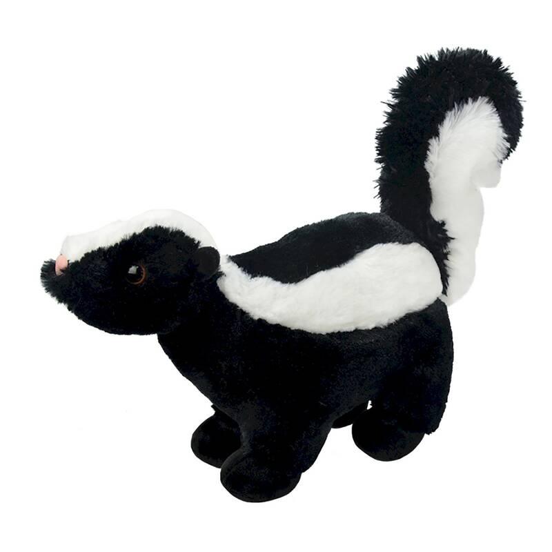 Мягкая игрушка - Скунс, 25 см