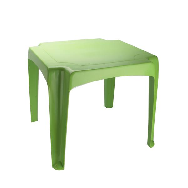 Стол детский, зеленыйИгровые столы и стулья<br>Стол детский, зеленый<br>