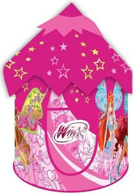 Детская игровая палатка «Winx» - замок в сумкеДомики-палатки<br>Детская игровая палатка «Winx» - замок в сумке<br>