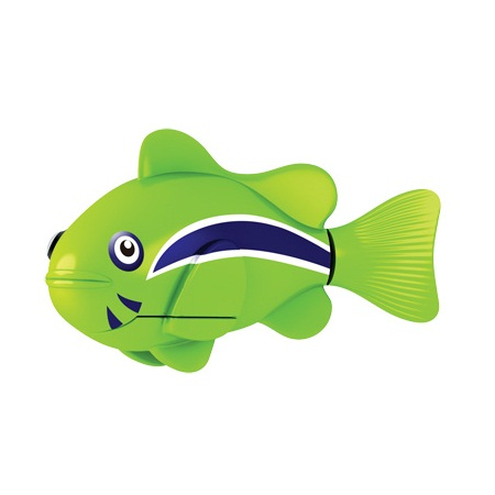 Купить Зелёная РобоРыбка Клоун, Zuru