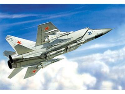 Подарочный набор. Модель для склеивания -  Самолёт МиГ-31Модели самолетов для склеивания<br>Подарочный набор. Модель для склеивания -  Самолёт МиГ-31<br>