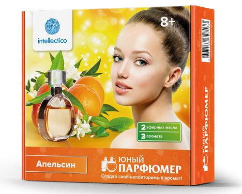 Купить Мини набор «Юный парфюмер» - Апельсин, Intellectico