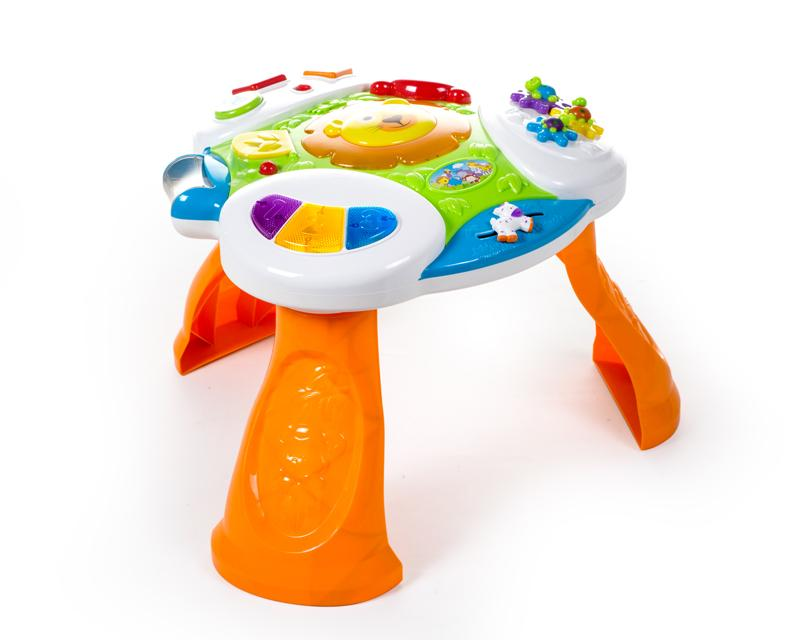 Развивающая игра Интерактивный столРазвивающие игрушки KIDDIELAND<br>Развивающая игра Интерактивный стол<br>