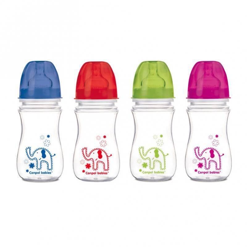 Бутылочка в наборе с соской, 240 млБутылочки<br>Бутылочка в наборе с соской, 240 мл<br>
