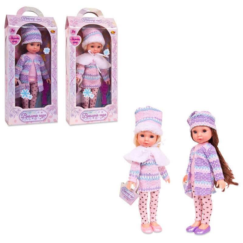 Купить Кукла - Времена года, 25 см, JUNFA TOYS