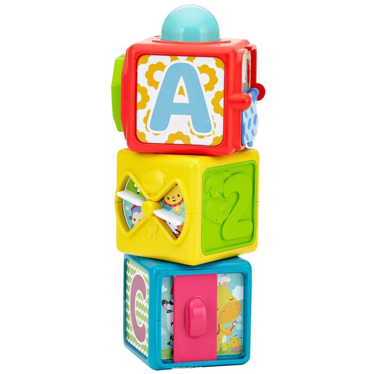 Игровой набор - Развивающие кубики, 3 штукиКубики<br>Игровой набор - Развивающие кубики, 3 штуки<br>