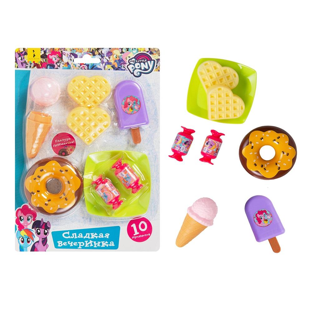 Набор десертов из серии Мой маленький пони, 10 предметов, TM My Little Pony