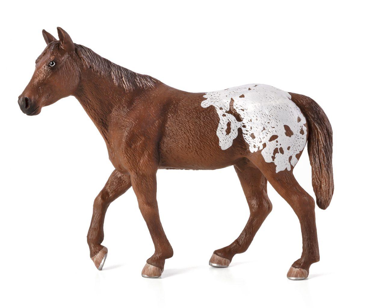 Жеребец Аппалузский гнедойЛошади (Horse)<br>Жеребец Аппалузский гнедой<br>