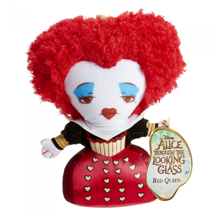 Плюшевая игрушка Алиса в стране чудес - Красная КоролеваРазное<br>Плюшевая игрушка Алиса в стране чудес - Красная Королева<br>