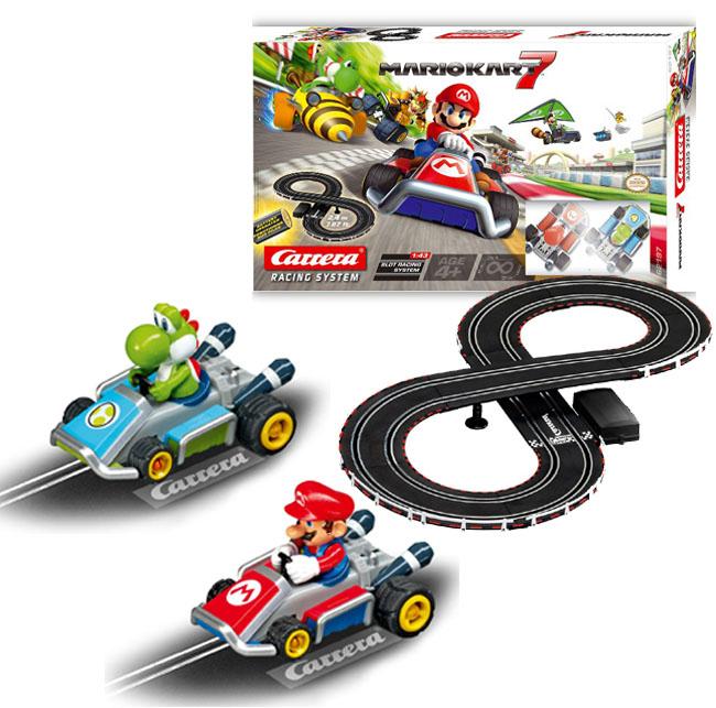 Автотрек Mario Kart 7 на батарейкахАвтотреки и авторалли<br>Автотрек Mario Kart 7 на батарейках<br>