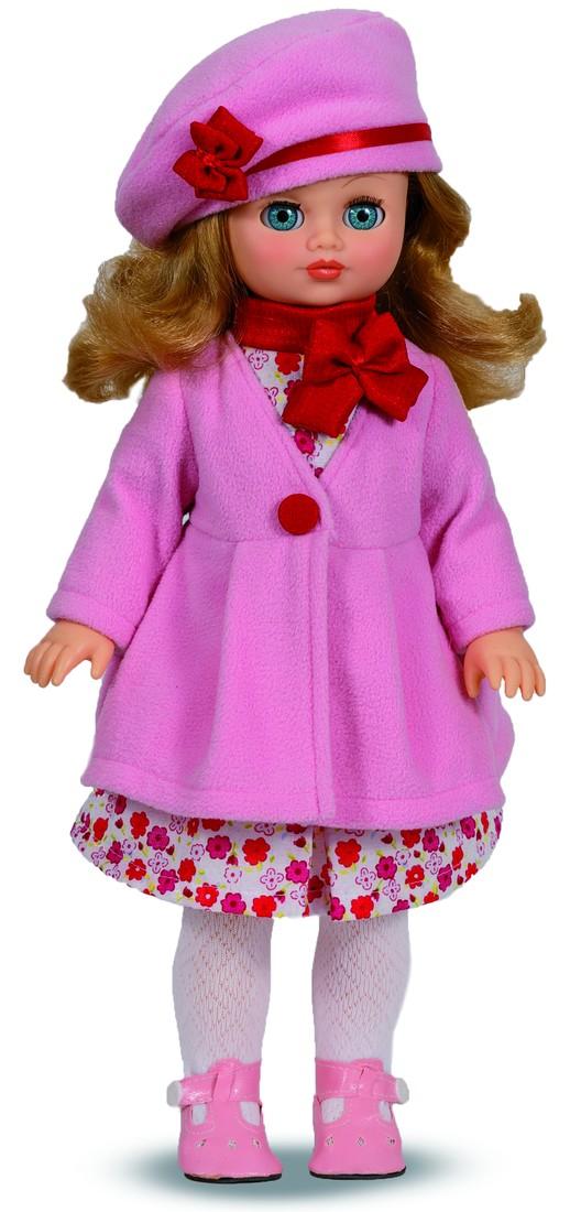 Кукла Лиза 20, со звукомРусские куклы фабрики Весна<br>Кукла Лиза 20, со звуком<br>