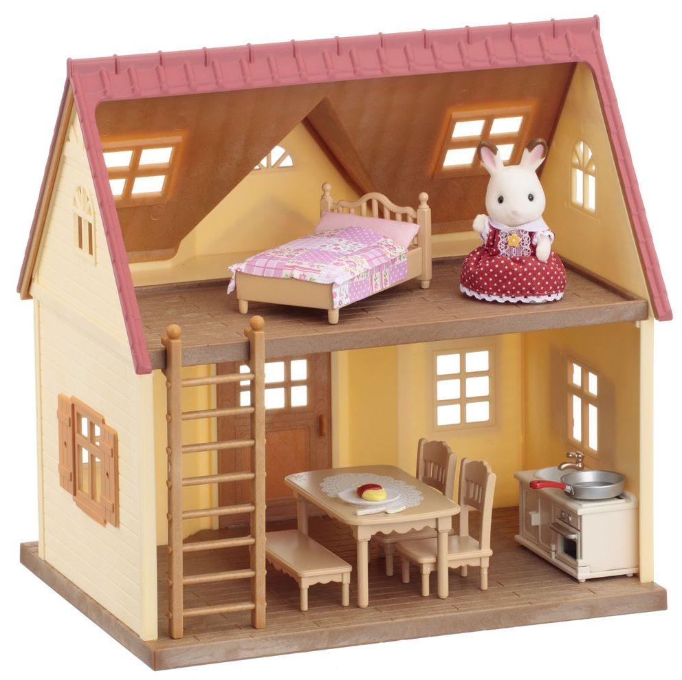 Дом Марии Sylvanian FamiliesКукольные домики<br>Дом Марии Sylvanian Families<br>