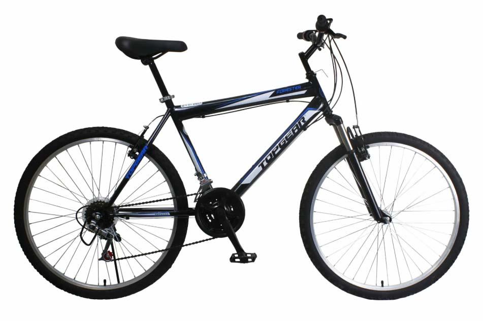Купить Горный велосипед – Топ Гир, 26 , 21 скорость, V-тип, Topgear