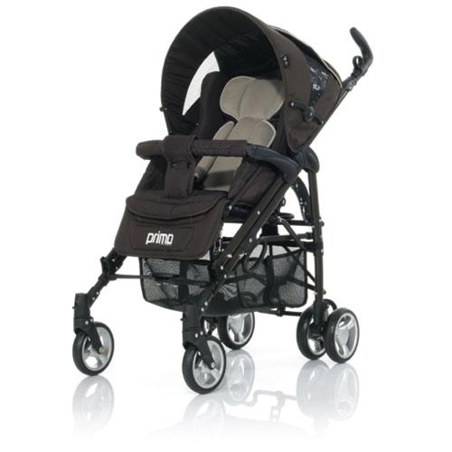 Коляска трость Primo, Sand Dark BrownДетские коляски Capella Jetem, Baby Care<br>Коляска трость Primo, Sand Dark Brown<br>