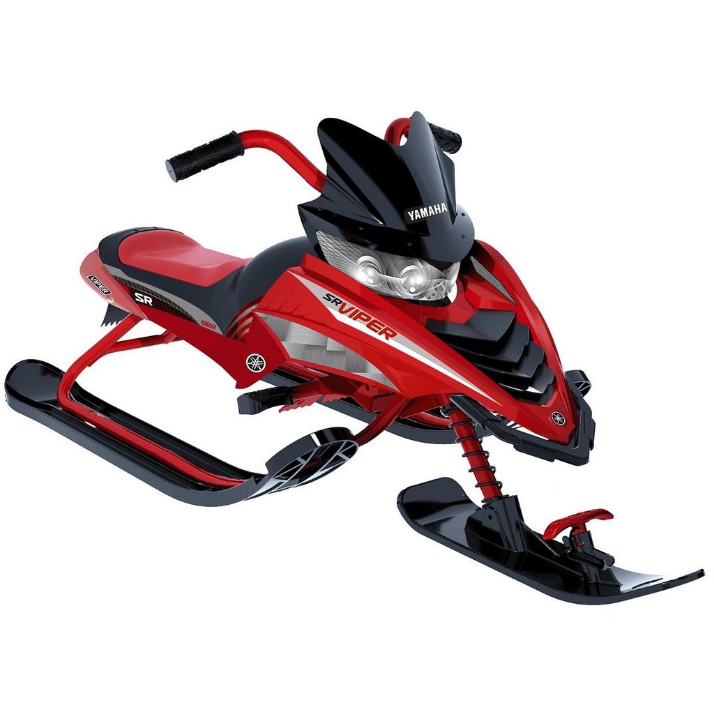 Снегокат Yamaha Viper Snow Bike YMC17001X, красный