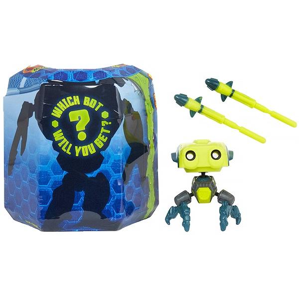 Купить Игрушка из серии Ready2Robot - Капсула и минибот, MGA Entertainment