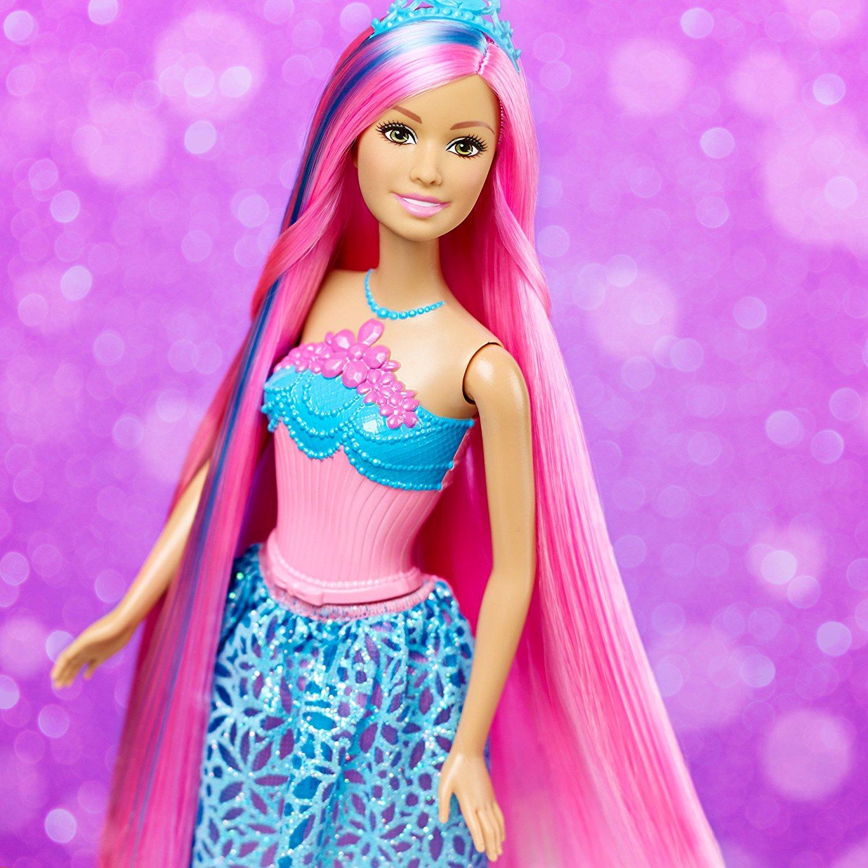 Картинки барби куклы с длинными волосами