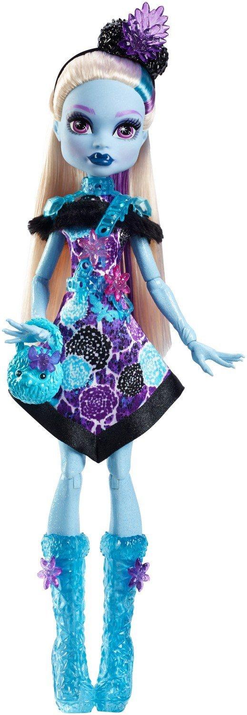 Monster High - Монстряшка с длинными волосами Эбби БиКуклы Ever After High и Monster High<br>Monster High - Монстряшка с длинными волосами Эбби Би<br>