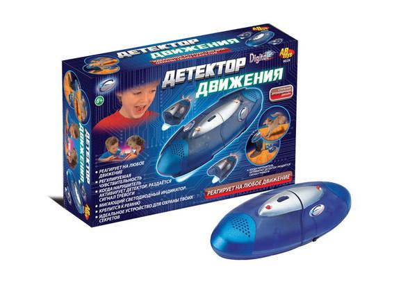 Шпионский детектор движения на батарейкахШпионские игрушки. Наборы секретного агента<br>Шпионский детектор движения на батарейках<br>
