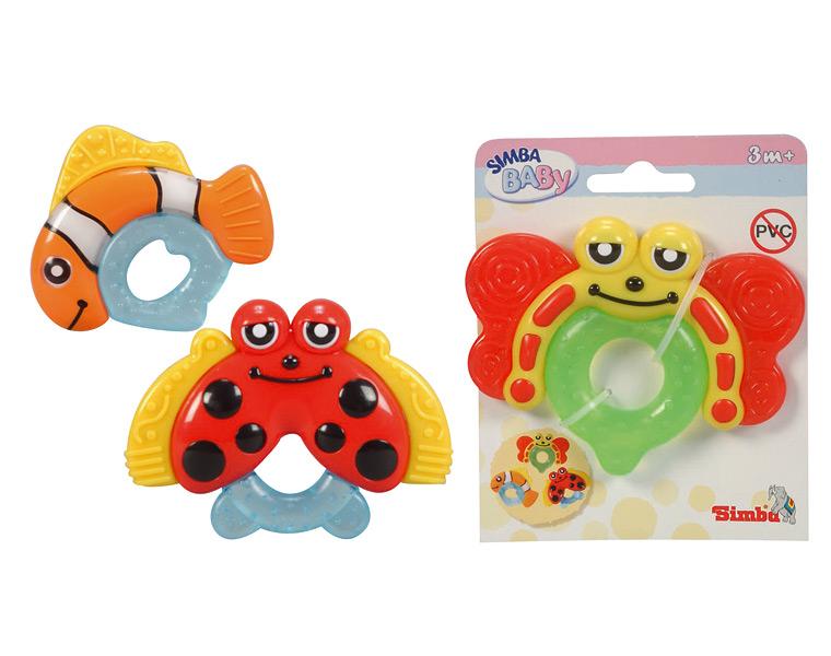 Игрушка ПрорезывательДетские погремушки и подвесные игрушки на кроватку<br>Игрушка Прорезыватель<br>
