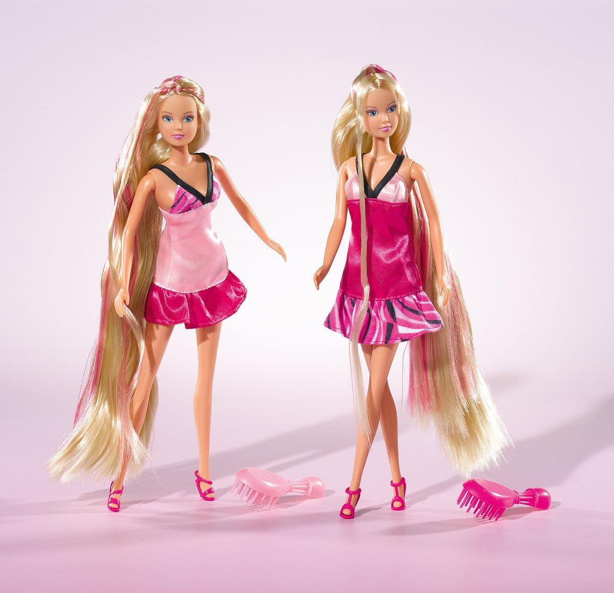 Купить Кукла Штеффи-супер длинные волосы, 2 вида, Simba