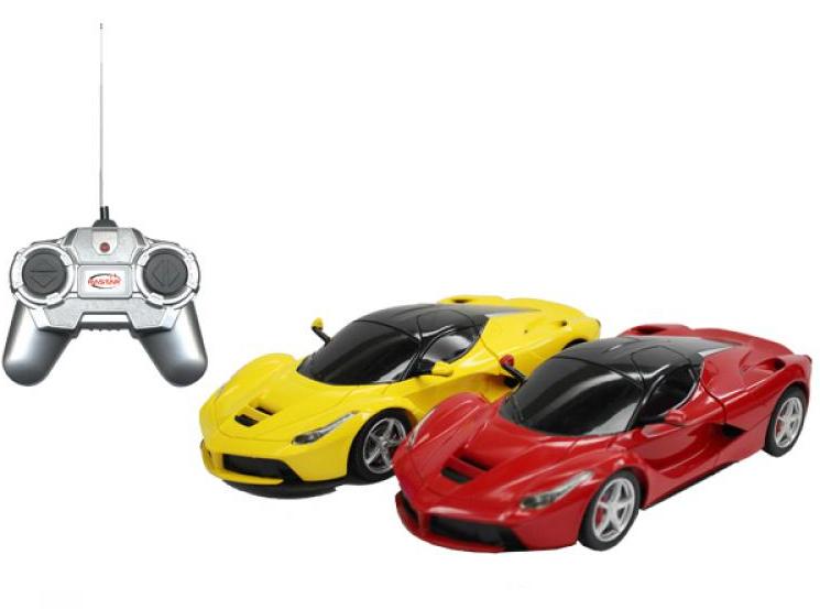 Радиоуправляемая машина - Ferrari LaFerrari, 1:24Машины на р/у<br>Радиоуправляемая машина - Ferrari LaFerrari, 1:24<br>