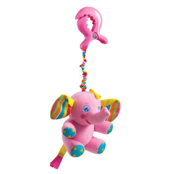 Подвесна игрушка Слоненок ЭлисДетские погремушки и подвесные игрушки на кроватку<br>Подвесна игрушка Слоненок Элис<br>