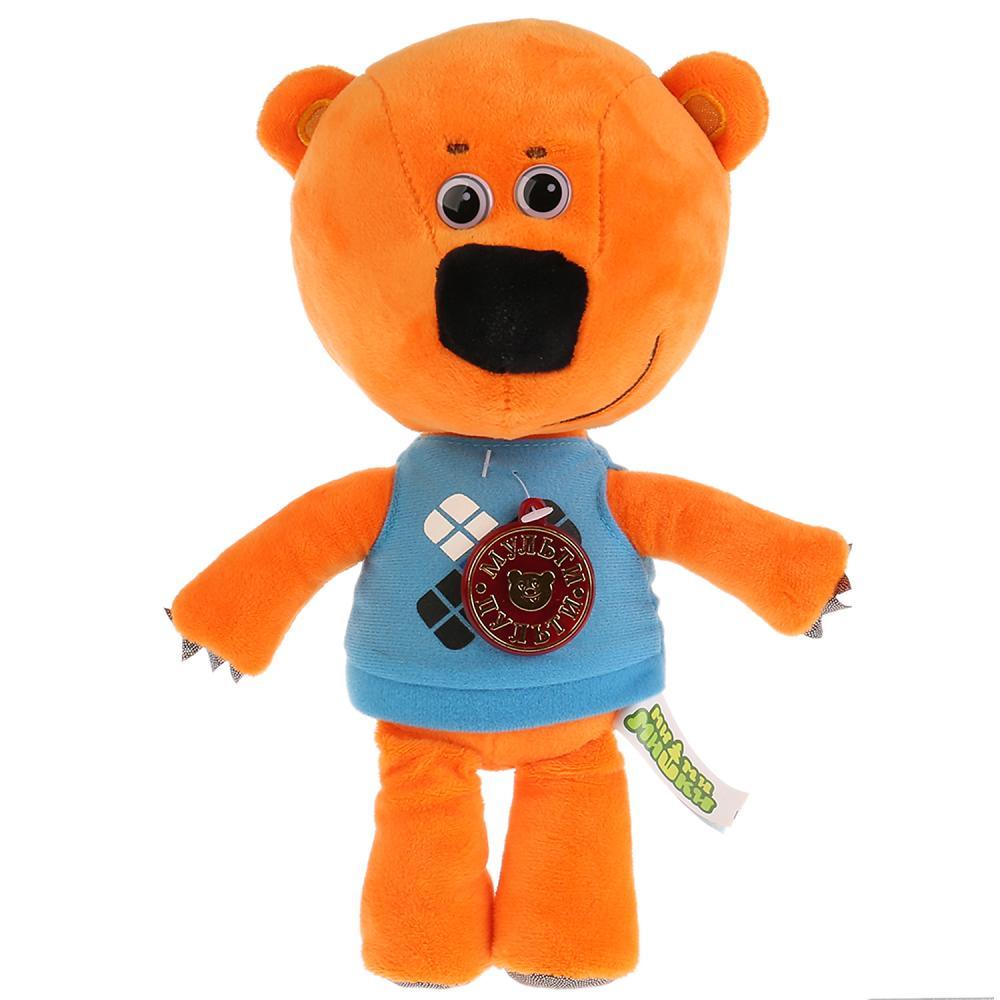 Купить Озвученная мягкая игрушка - Медвежонок Кешка, 25 см, Мульти-Пульти