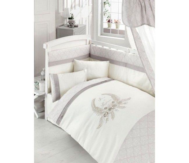 Комплект постельного белья из 3 предметов серия MonarchДетское постельное белье<br>Комплект постельного белья из 3 предметов серия Monarch<br>