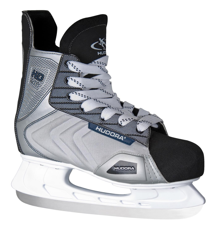 Коньки хоккейные HD-216, размер 41, grau
