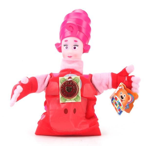 Мягкая игрушка – кукла на руку Мася из серии Фиксики, 25 см. - Детский кукольный театр , артикул: 142373