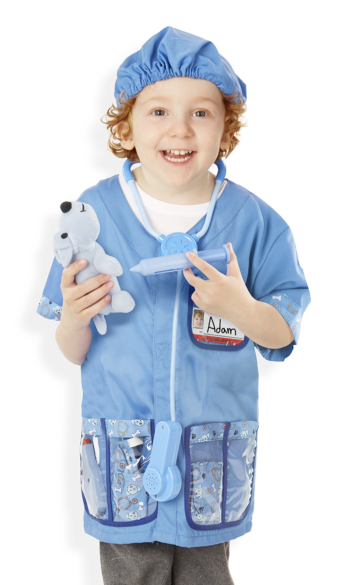 Набор  Ветеринар  с аксессуарами - Наборы доктора детские, артикул: 139019