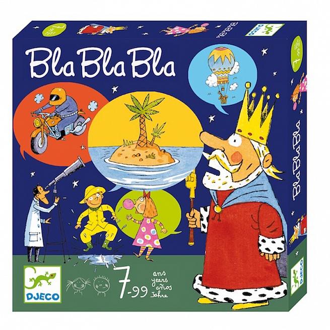 картинка Игра для компании - Бла-бла-бла от магазина Bebikam.ru