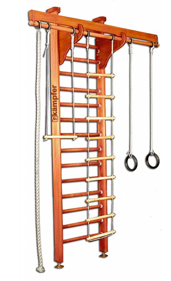 Домашний спортивный комплекс Kampfer Wooden Ladder Ceiling 10000004287Спортивные комплексы<br>Домашний спортивный комплекс Kampfer Wooden Ladder Ceiling 10000004287<br>